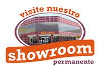 Visite nuestro Showroom Permanente